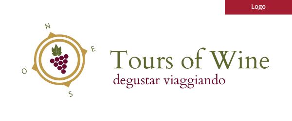 Tours of wine - Logo