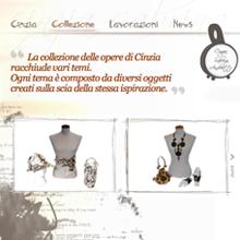 Cinzia-Andreetti realizzazione sito web