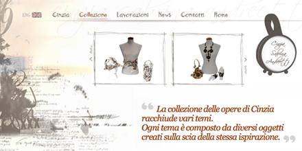 Cinzia-Andreetti sito web