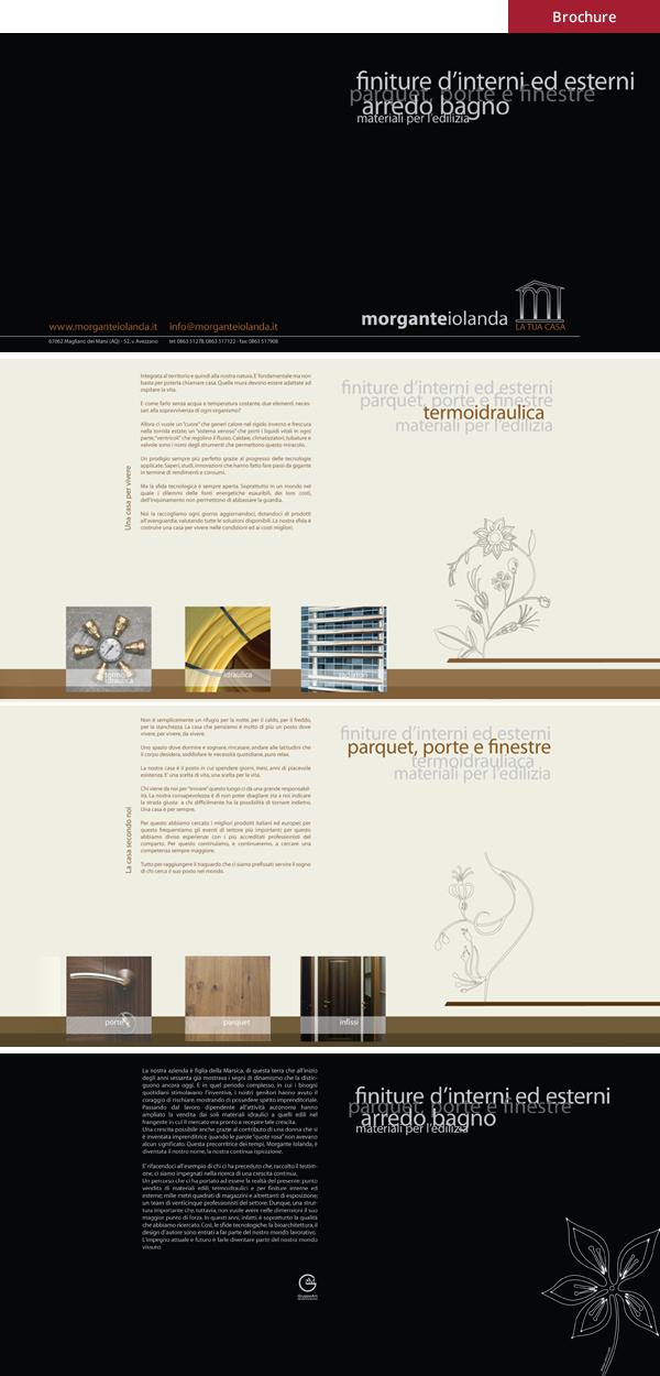 Morgante Iolanda - Brochure