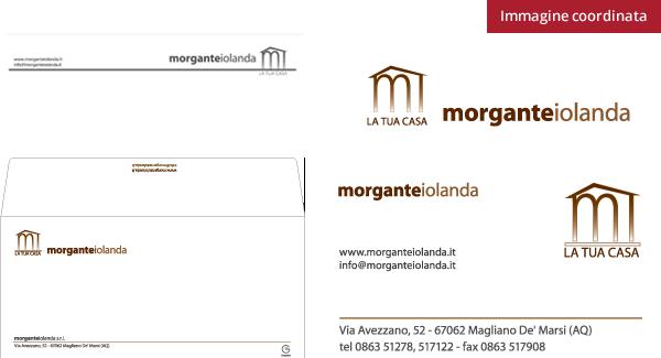 Morgante Iolanda immagine coordinata