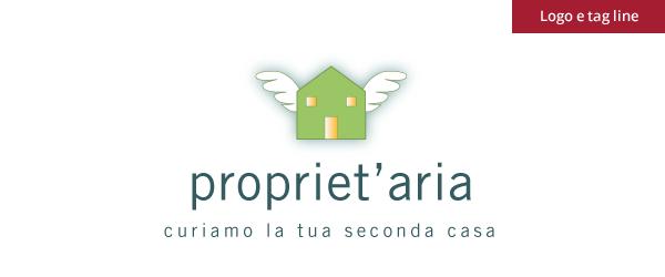 Propriet'aria - Logo