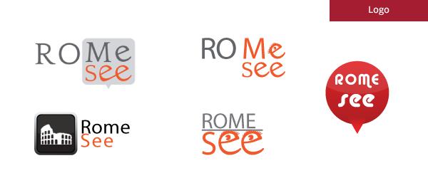 Rome See - Logo