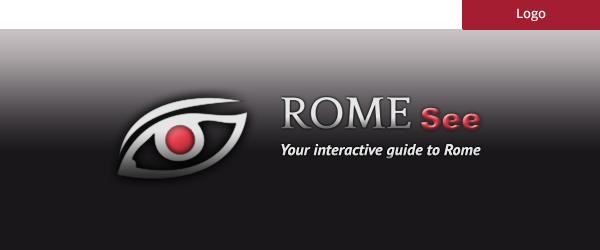 Rome See - Logo definitivo