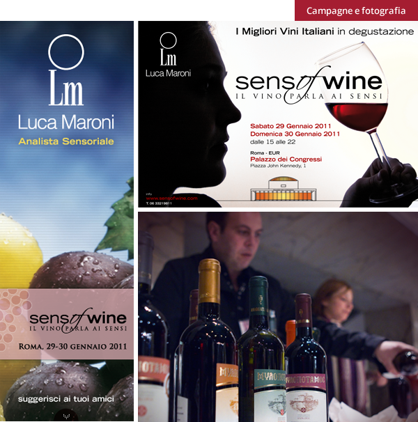 Sense of wine - Campagna
