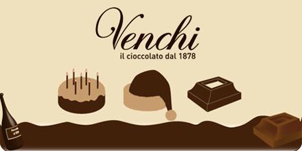 Cioccolato Venchi web design