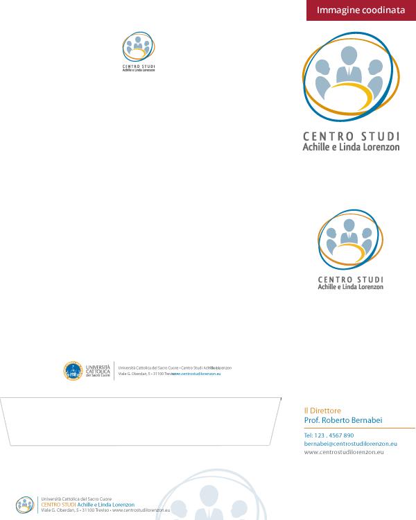 Istituto Lorenzon - Immagine coordinata