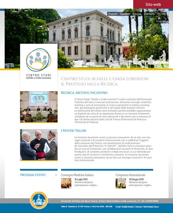 Istituto Lorenzon - Sito web