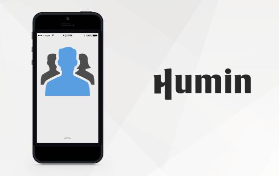 App Humin: relazioni interpersonali