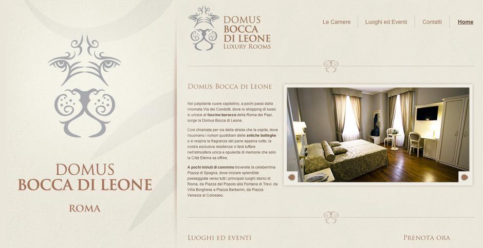 Domus Bocca Di Leone