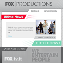 Fox Italia UX design