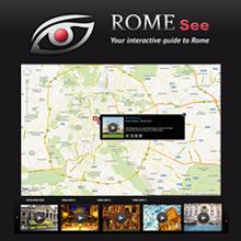Rome See web app