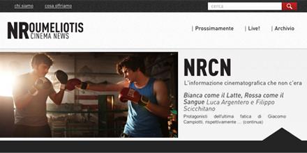 Nikolas Rumeliotis web design