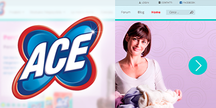 Responsive web design & development per ACE