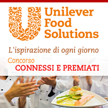 Unilever Food Solutions - visual design e sviluppo web per contest online