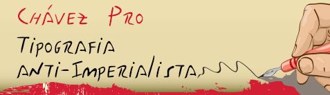 ChavezPro font