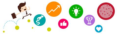Infografica del content marketing