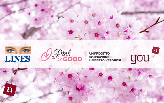 You-n insieme a Lines per Pink is Good